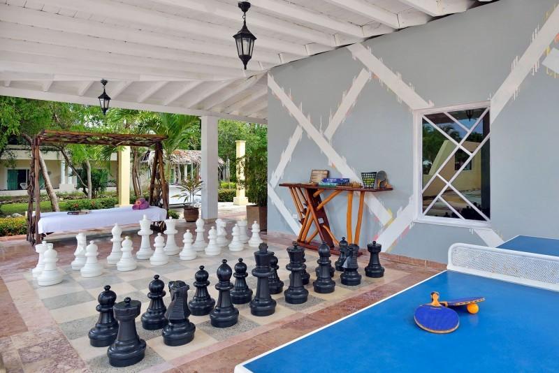 Paradisus Rio de Oro Club House
