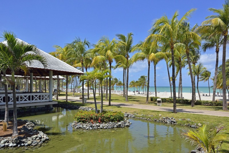 Paradisus Varadero Hotel Grounds