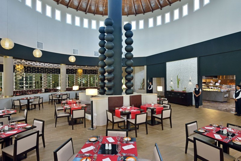 Paradisus Varadero The Reserve And Royal Service Buffet Restaurant