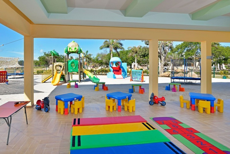 Paradisus Varadero The Reserve Childrens Outdoor Play Area
