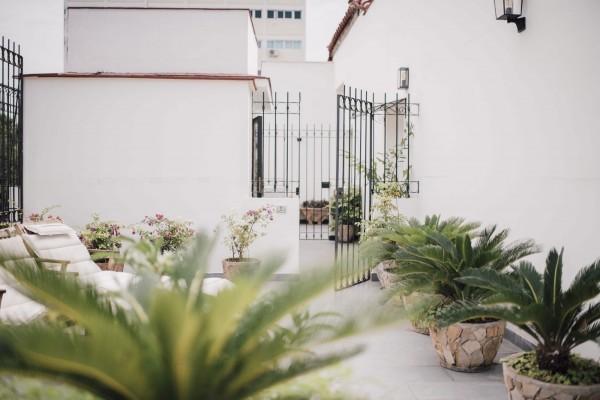 Paseo 206 Rooftop Suite Garden