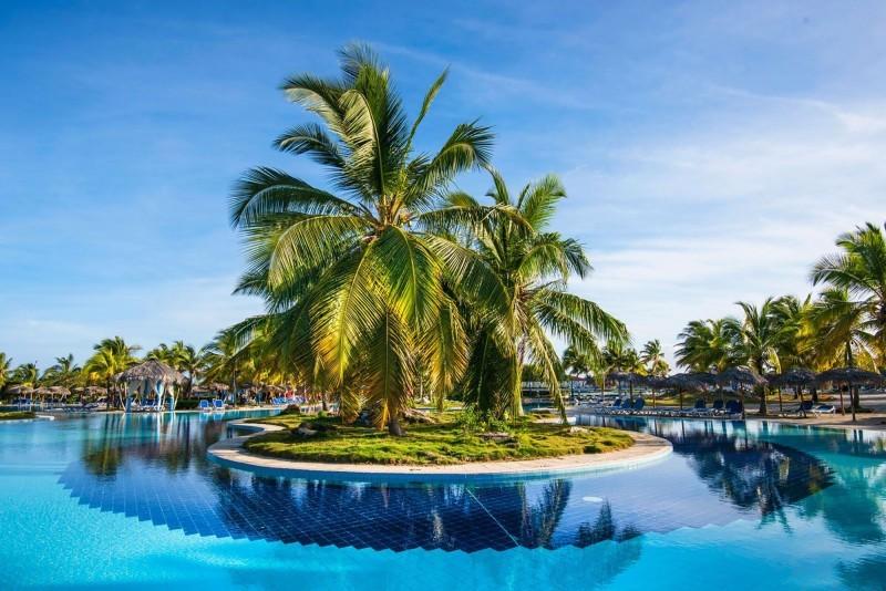 Playa Pesquero, Guardalavaca pool view