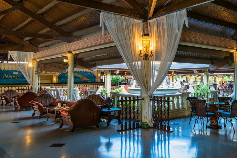 Playa Pesquero Hotel Lobby Bar