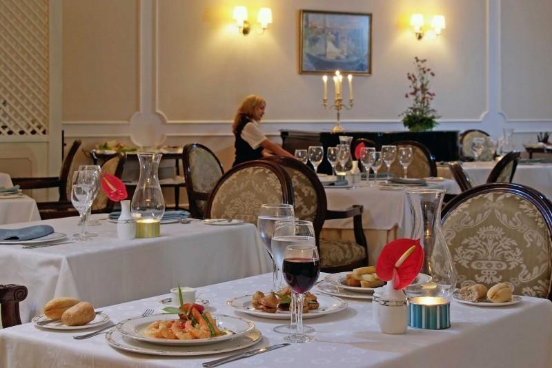 Paradisus Princesa del Mar A La Carte Restaurant