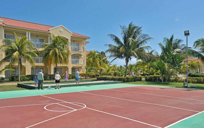 Paradisus Princesa del Mar Outdoor Sports Area