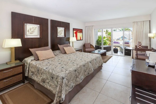 Paradisus Princesa del Mar Royal Service Junior Suite Garden Swim-Up Pool