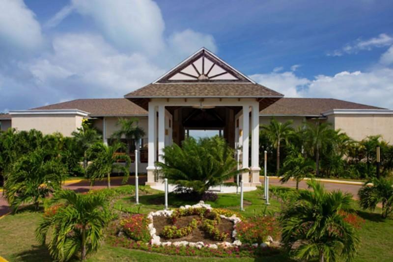 Royalton Cayo Santa Maria Hotel Entrance