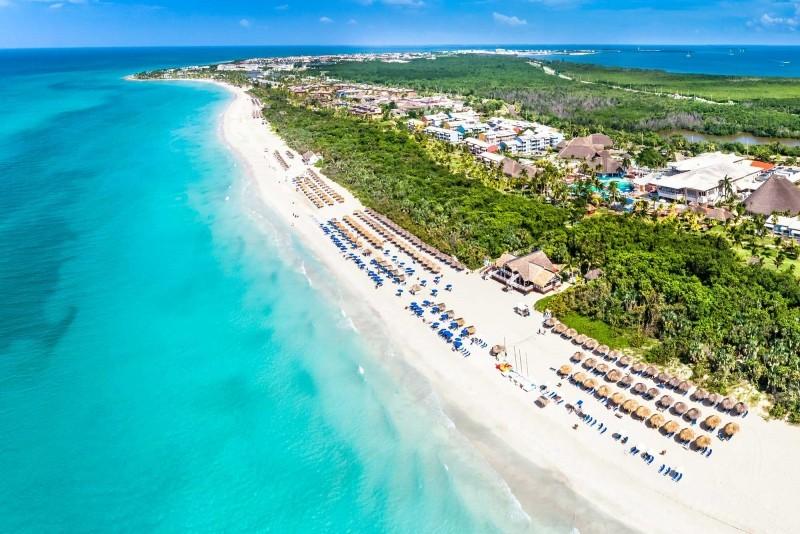 Royalton Hicacos Varadero Aerial View Of Resort
