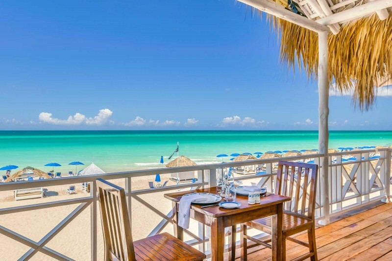 Royalton Hicacos Varadero Beachside Grill