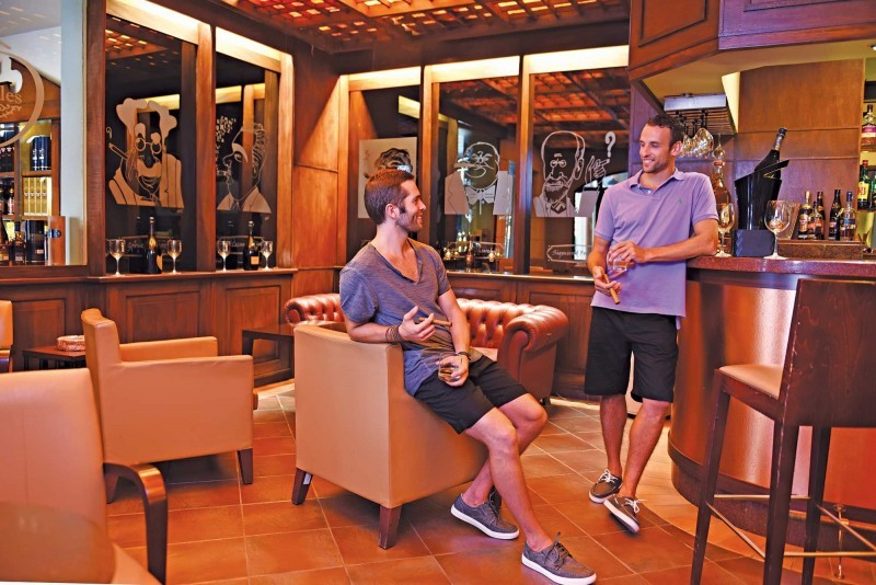 Royalton Hicacos Varadero Cigar Bar