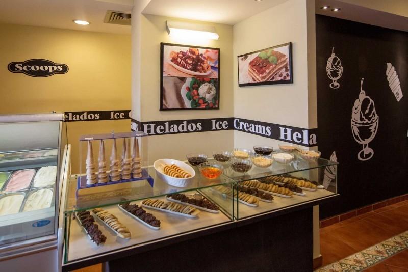 Royalton Hicacos Varadero Ice Cream Bar
