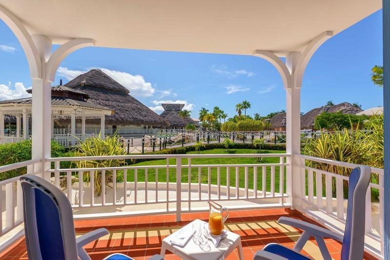 Royalton Hicacos Varadero Junior Suite View Across Grounds