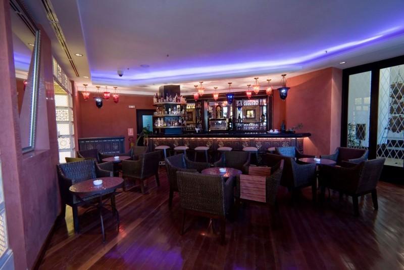 Saratoga Hotel Havana Hotel Bar Anacaona