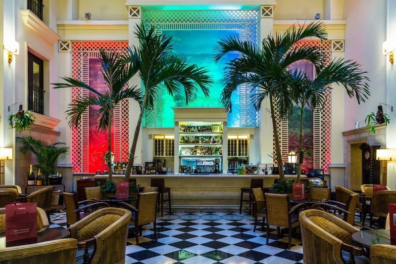 Saratoga Hotel Havana Hotel Bar