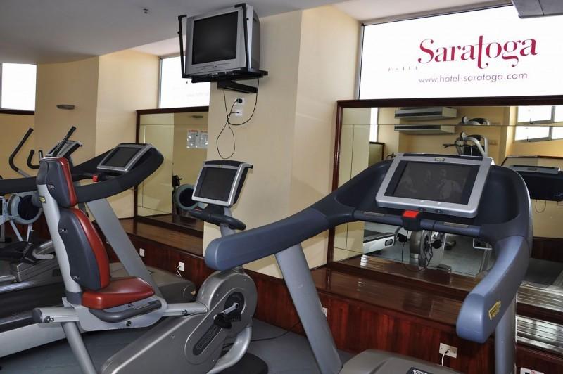 Saratoga Hotel Havana Hotel Gym