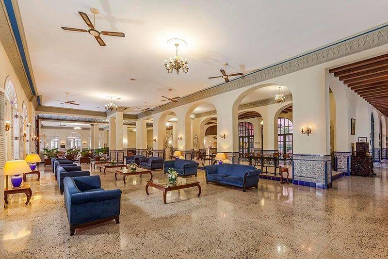 Sevilla Hotel Havana Hotel Lobby