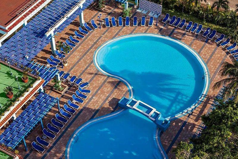 Sevilla Hotel Havana Hotel Pool