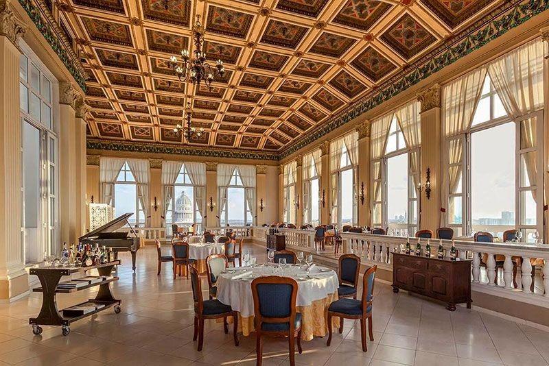 Sevilla Hotel Havana Hotel Restaurant