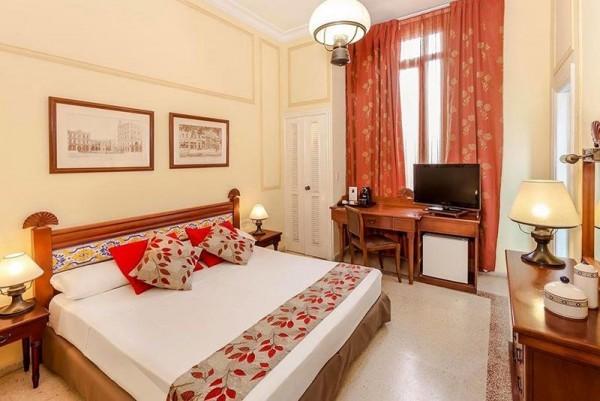 Sevilla Hotel Havana Standard Double Bedroom 2