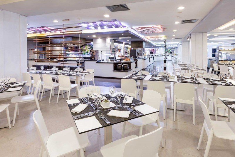 Sol Palmeras Buffet Restaurant