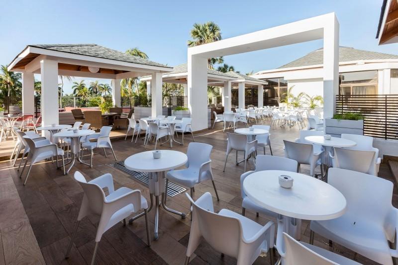 Sol Palmeras Hotel Lobby Terrace