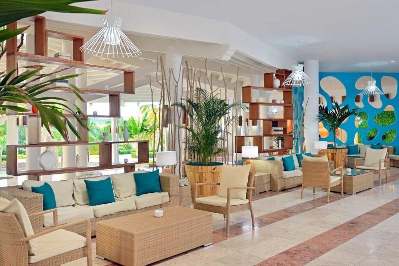 Sol Rio Luna Mares Hotel Lobby