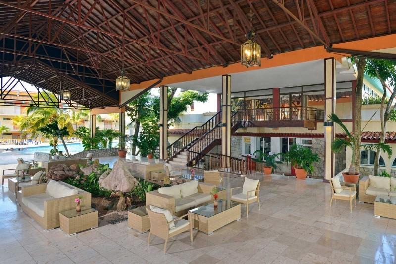 Sol Rio Luna Mares Hotel Lobby Seating Area