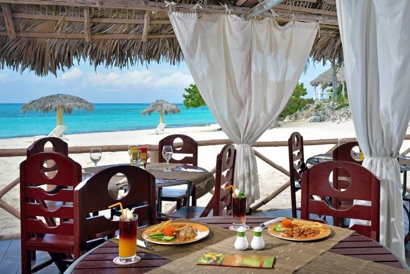 Sol Rio Luna Mares International Restaurant
