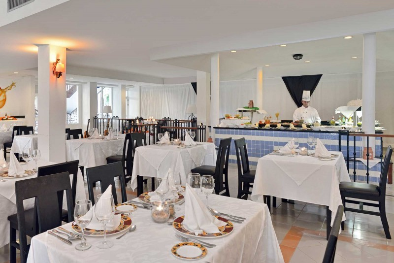 Sol Rio Luna Mares Italian Restaurant
