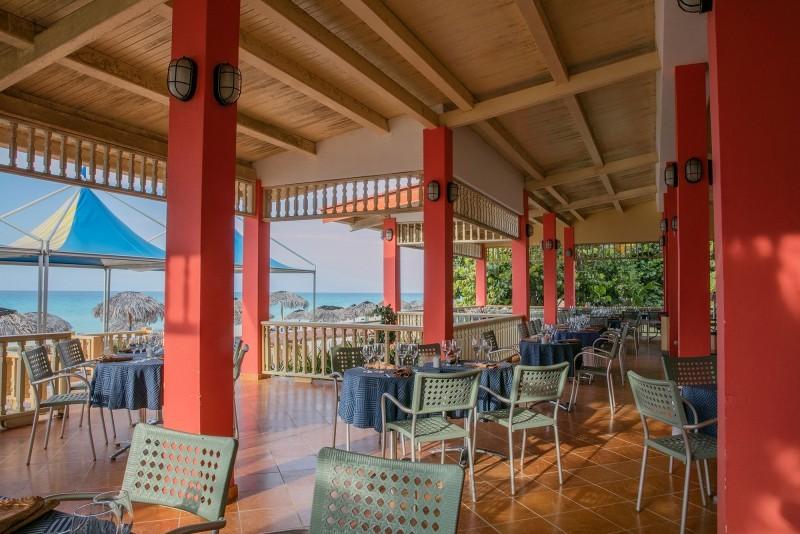 Starfish Cuatro Palmas Terrace Restaurant