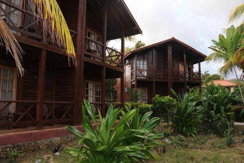 Villa Maguana External View of Villas