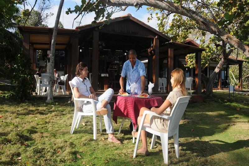 Villa Maguana Snack Bar