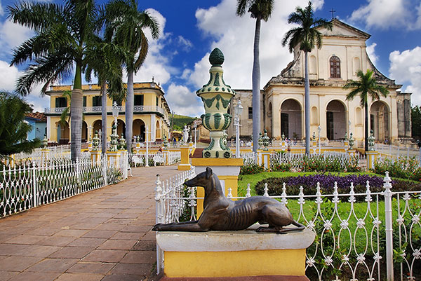 Best of Cuba Tour, Town Square